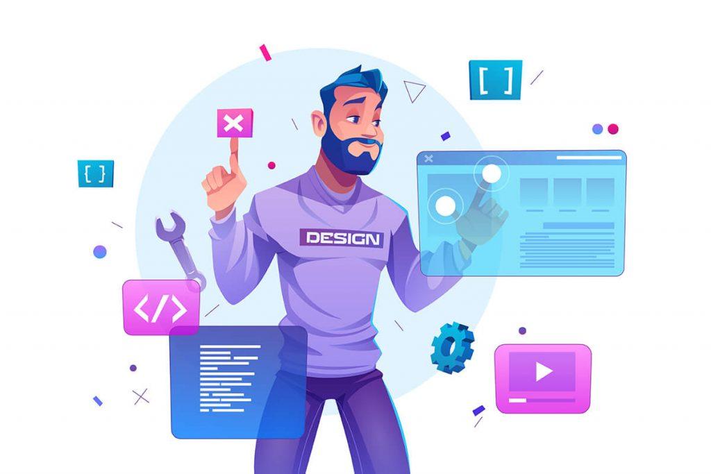 شرکت طراحی سایت آویدار