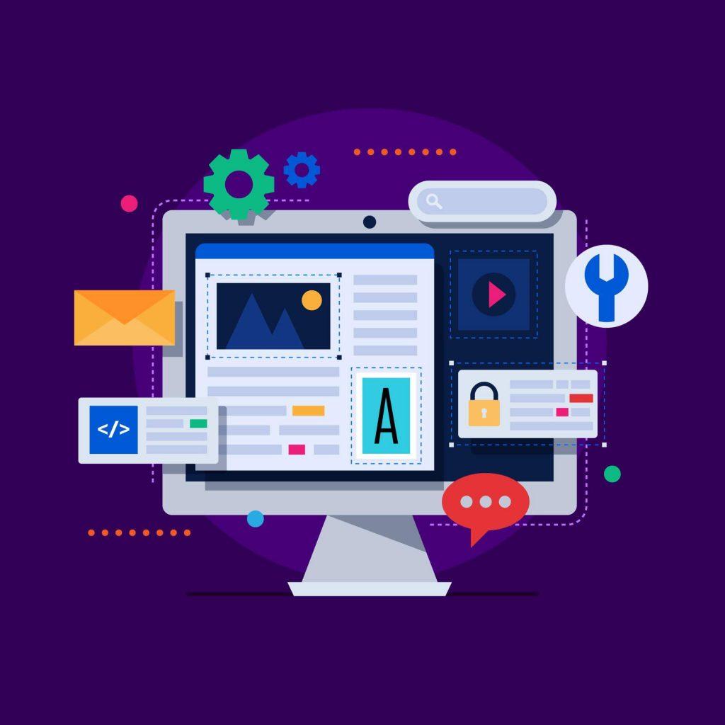 مقایسه طراحی سایت اختصاصی و طراحی سایت وردپرس